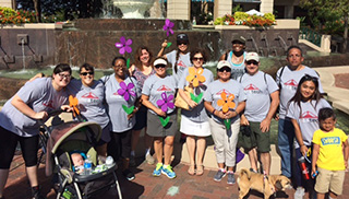 INCATech in the Walk to End Alzheimer's