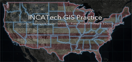 GIS Practice Website Home Page